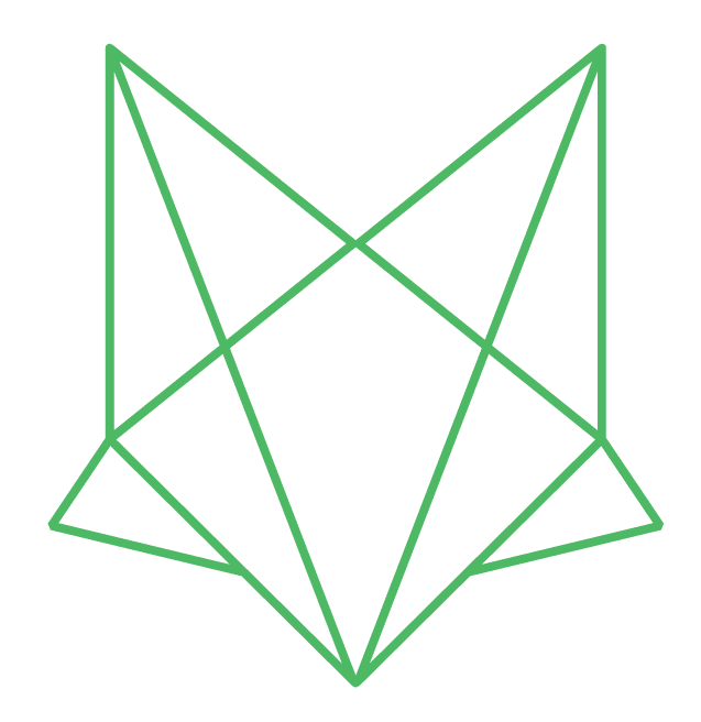 greenfox marketing vector fox