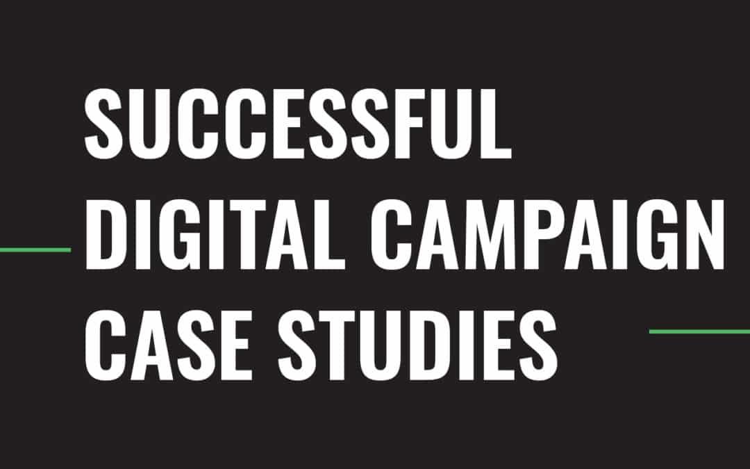 Successful Digital Campaign Case Studies