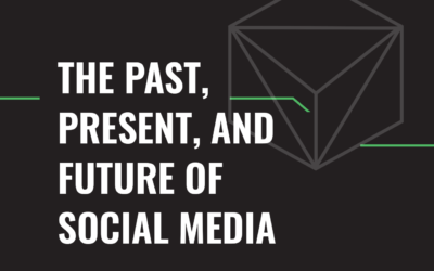 The Past, Present, and Future of Social Media