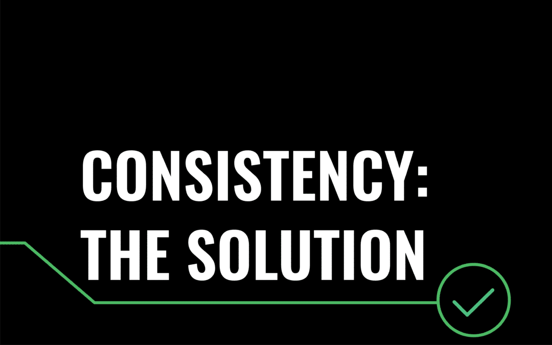 The Answer To Consistent Marketing